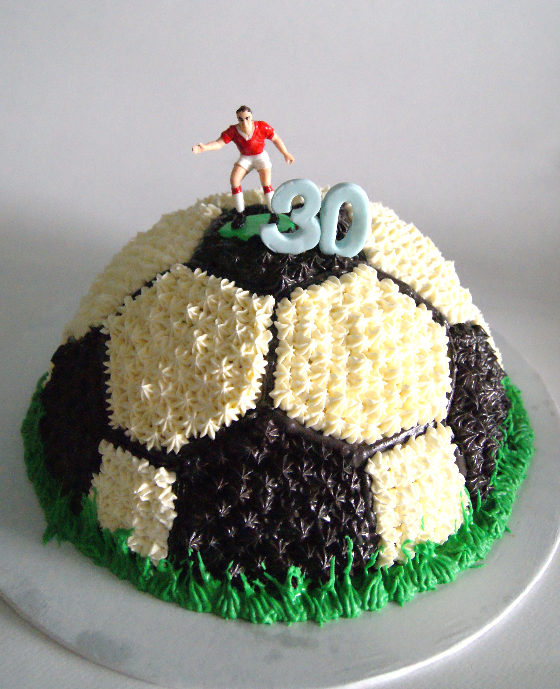 The Great Kickoff cake Cake Fairy Tales