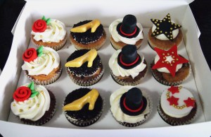 Cabaret Cupcakes