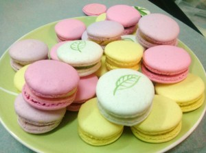 Easy Lemon Ganache Macaron Filling Recipe
