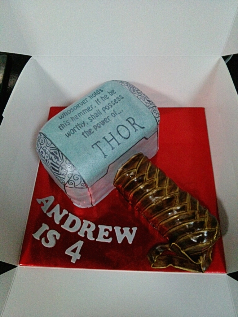 Thor Hammer Cake Cake Fairy Tales